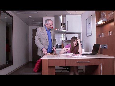 ดูหนังโป๊ Tricky old Teacher – Russian Teacher AV PORN XXX