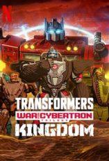 Transformers War for Cybertron Trilogy Kingdom